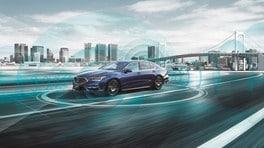 Honda Sensing Elite, la guida autonoma livello 3 su Legend Hybrid