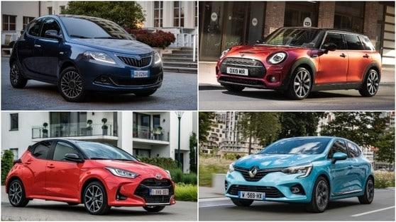 Le auto più amate dalle donne: la top 10