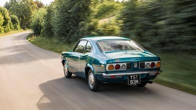 Cinquant'anni fa nasceva la Mazda RX-3