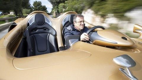 McLaren Elva, la prova in esclusiva