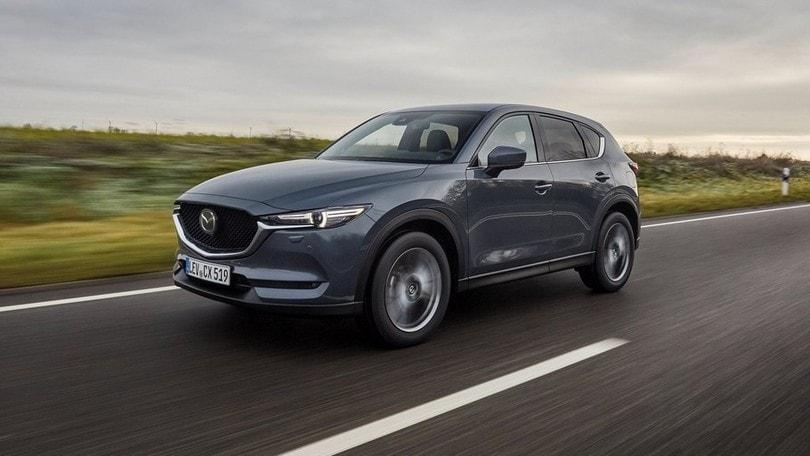 Mazda CX-5 2021: impressioni di guida