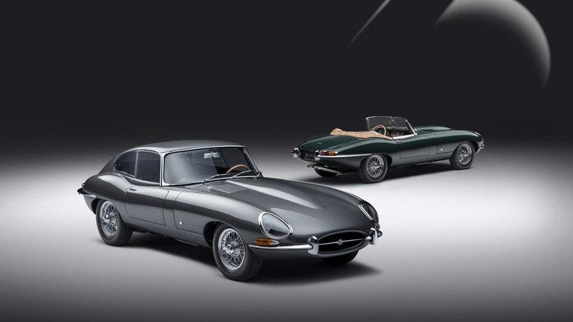 Jaguar E-Type 60 Collection, 12 nuove auto celebrano il mito