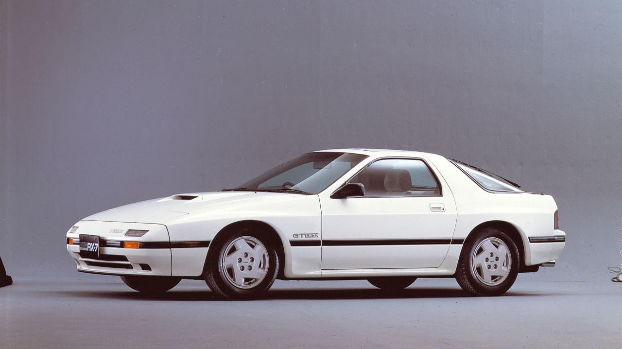 Quando la Mazda RX-7 superò i 380 all'ora
