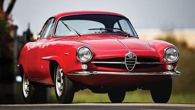 Alfa Romeo Giulia Sprint Speciale, all'asta la coupé di Bertone