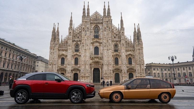 """Giappone chiama Italia: Mazda e """"La forma del tempo"""""""