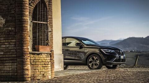 Nuovo Renault Arkana 2021, la prova