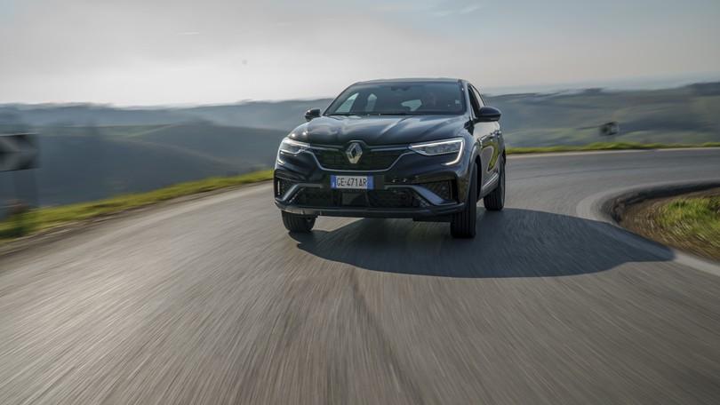 Renault Arkana, sportiva dall'animo green