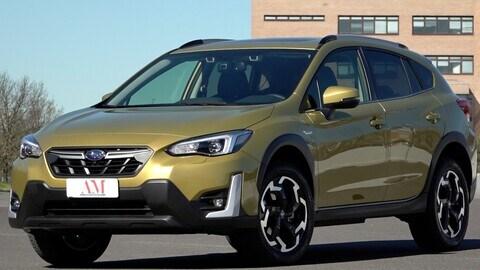 Subaru XV 2.0 e-Boxer, la prova