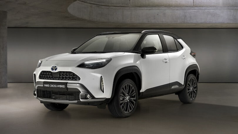 Toyota Yaris Cross Hybrid, verso l'uscita con Adventure