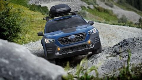 Subaru Outback Wilderness, specialista in fuoristrada