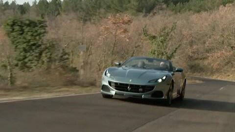 Ferrari  Portofino M, la spider Migliorata