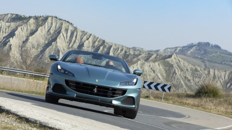 Ferrari Portofino M, 620 cavalli per tutti i giorni