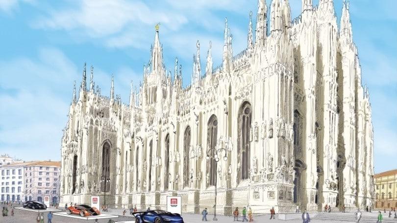 Milano Monza Motor Show, confermato dal 10 al 13 giugno