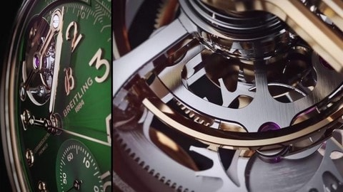 Bentley, l'orologio Premier B21 in collaborazione con Breitling VIDEO