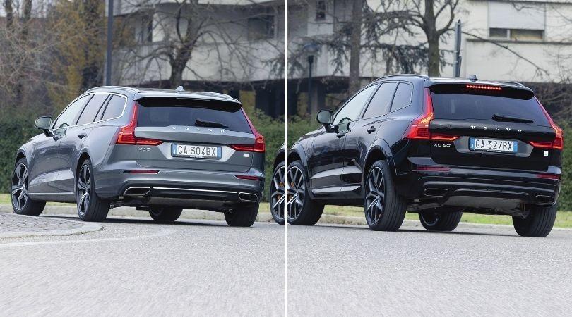 Sul prossimo numero di Auto, la sfida: SUV o station wagon?
