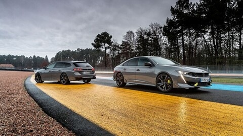 Test Peugeot 508 Sport Engineered LA GALLERY