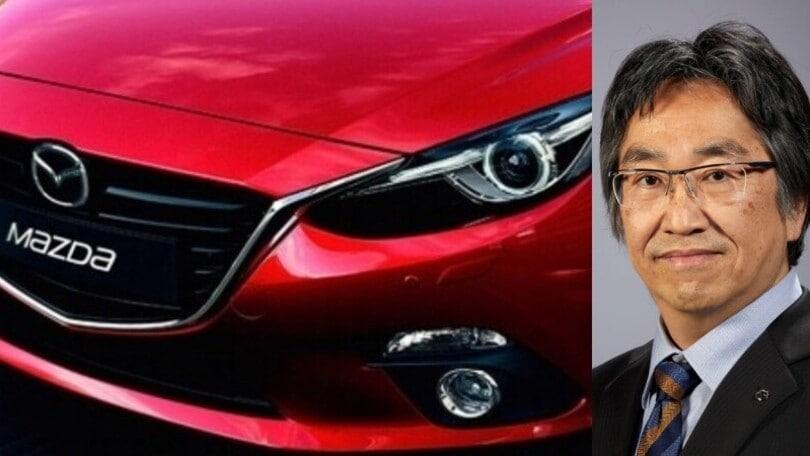 Mazda, cambiamento al vertice: Matsue nuovo vice presidente R&D