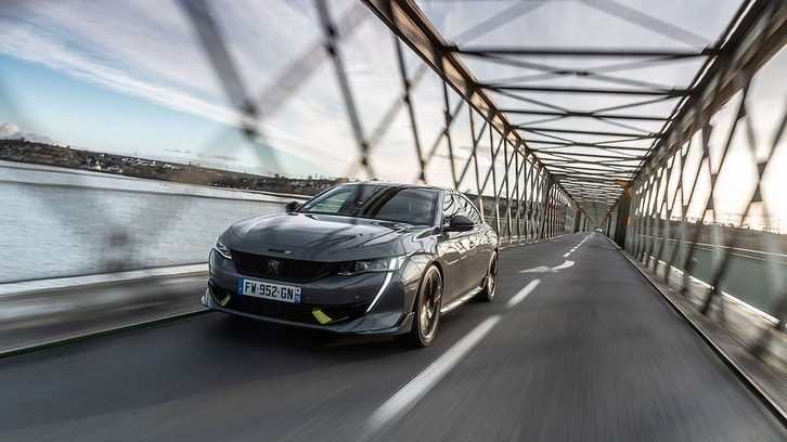 Peugeot 508 Sport Engineered: un nuovo concetto di performance