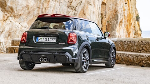 MINI John Cooper Works restyling