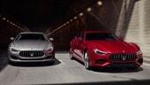 Leasys Miles e Maserati: Ghibli e Levante a noleggio in pay per use