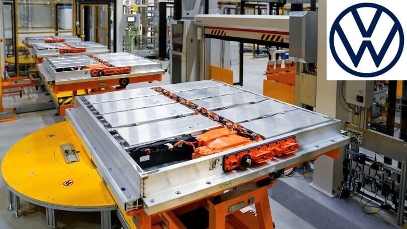 Volkswagen, nel mirino aumento della produzione per batterie MEB e PHEV