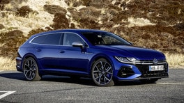 Volkswagen Arteon R 2021 e Shooting Brake, arrivano i cavalli