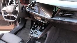 Audi Q4 e-tron, abitacolo hi-tech