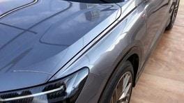 Audi Q4 e-tron, i dettagli della linea