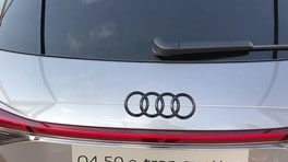 Audi Q4 e-tron, tanto spazio a bordo