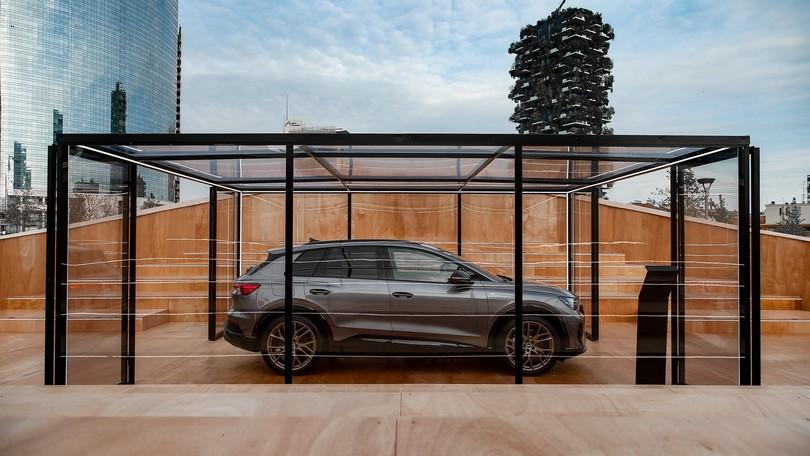 Audi Q4 e-tron, ecco i prezzi per l'Italia