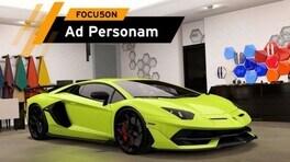 Lamborghini Ad Personam: ad ogni cliente la sua personalità fatta auto