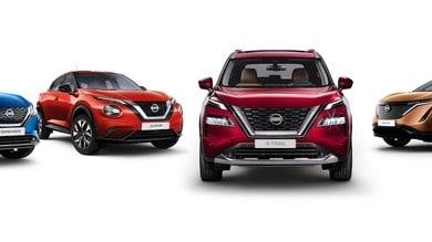 Nuova Nissan X-Trail 2022 e-Power subito al debutto sul mercato