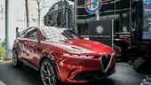 Alfa Romeo Tonale, a giugno 2022 nelle concessionarie