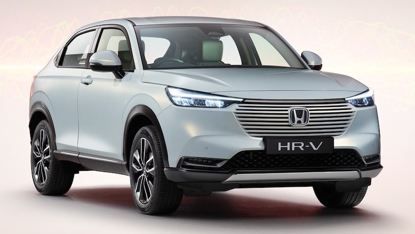Nuova Honda HR-V 2021 hybrid conferma il motore e:HEV 1.5 litri
