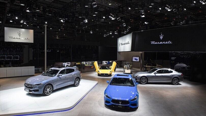 Maserati, MC20 e Levante Hybrid sono le novità per il Salone di Shanghai