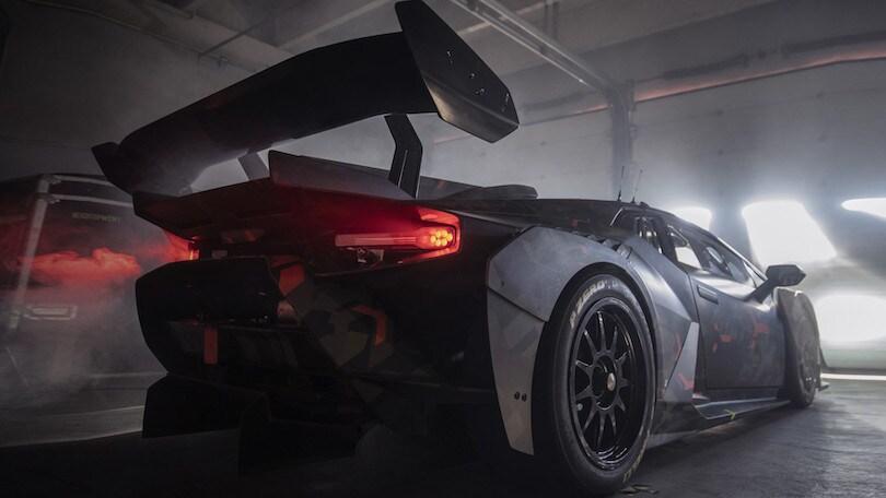 Lamborghini Squadra Corse, super Huracan da pista in arrivo