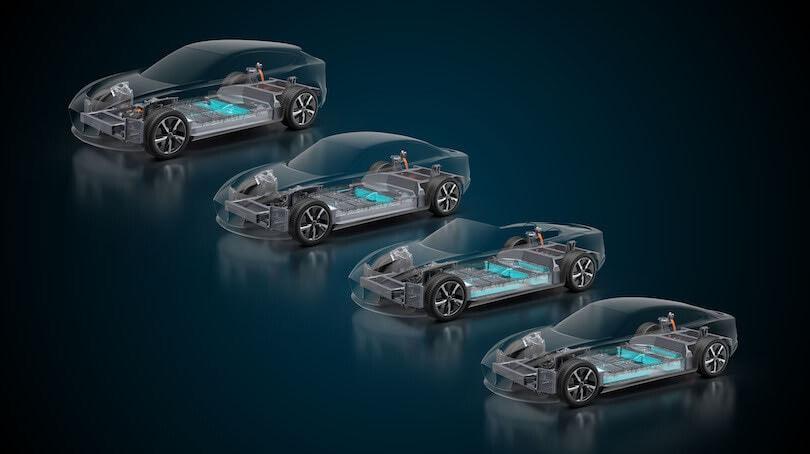 Williams e Italdesign presentano l'architettura elettrica chiavi in mano