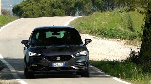 Seat Leon e-Hybrid, la prova