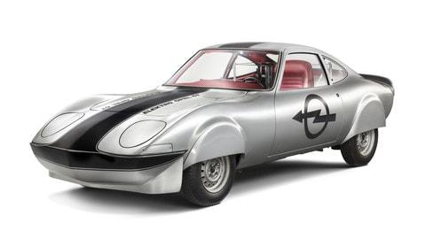 Opel Elektro GT FOTO
