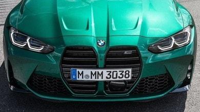 BMW M elettriche, la dinamica di guida sarà assoluta
