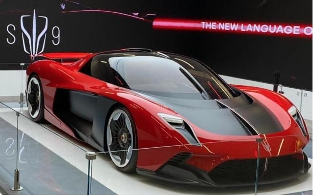 La supercar cino-americana di Silk EV - Faw sarà prodotta a Reggio Emilia