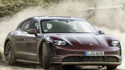 Prova: Porsche Taycan Cross Turismo