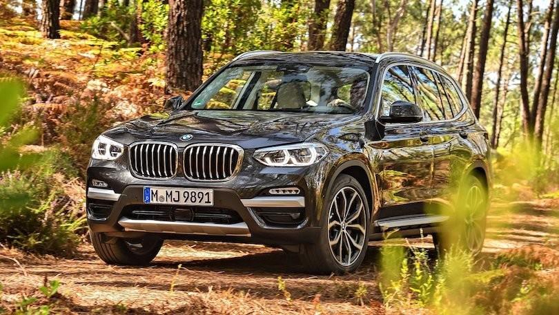 BMW X3 2021 restyling, il facelift rinnova la calandra?