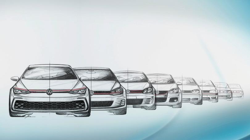 Volkswagen Golf GTI, la sportiva per tutti i giorni compie 45 anni