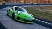 Porsche 911 GT3 RS vola al Nurburgring con il tuning Mantey Racing