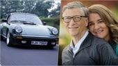 Bill Gates e Melinda, le auto nel patrimonio da dividere dopo il divorzio