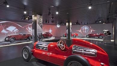 Il Museo Storico Alfa Romeo riapre l'8 maggio