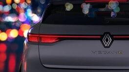 Renault Mégane E-TECH Electric, anticipazioni di design e interni