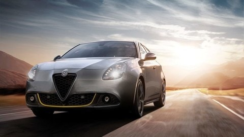 Alfa Romeo Giulietta Finale Edizione