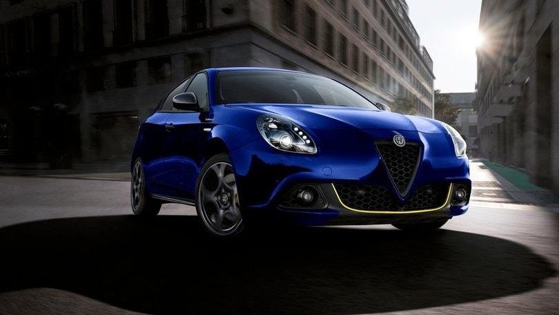 Alfa Romeo, Finale Edizione è l'ultima Giulietta di sempre